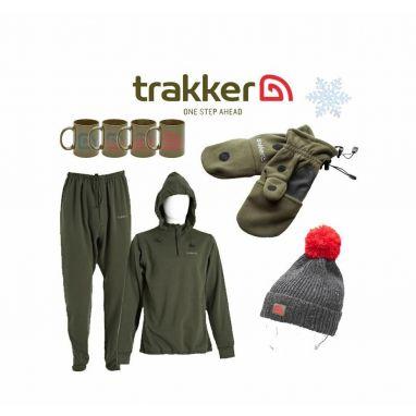 Trakker - Winter Clothing Combo *Thermals, Gloves, Hat, Mug*