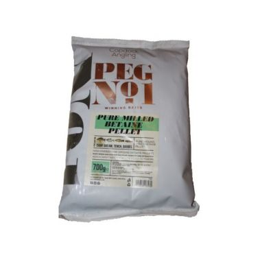 Peg 1 - Pure Milled Betaine Pellet - 700g