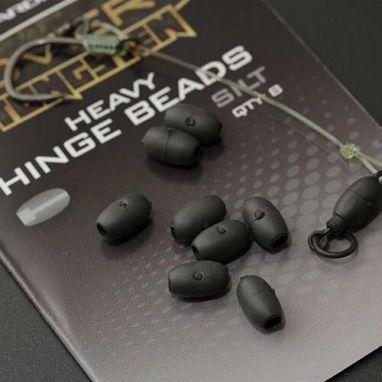 Gardner - Tungsten Hinge Beads