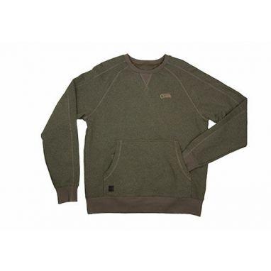 Fox - Chunk Crew Pouch Khaki Sweatshirt