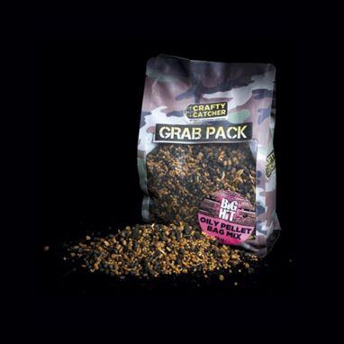 Crafty Catcher - Oily Pellet bag mix - 1.1L