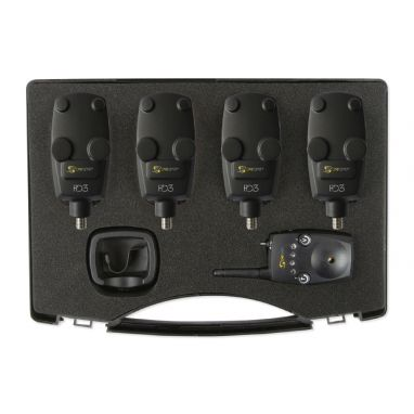 Carp Spirit - HD3 Alarm + HDR3 Receiver