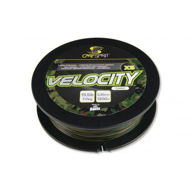 Carp Spirit - Velocity XS - Camo - 1200m