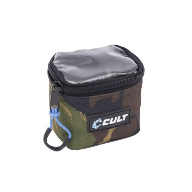 Cult Tackle - DPM Clear Top Lead Pouch - Medium