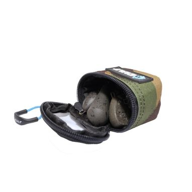 Cult Tackle - DPM Clear Top Lead Pouch