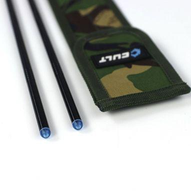 Cult Tackle - Distance Sticks + DPM Bag