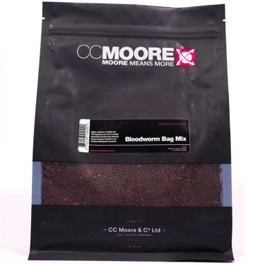 CC Moore - Boosted Bloodworm Bag Mix 1kg