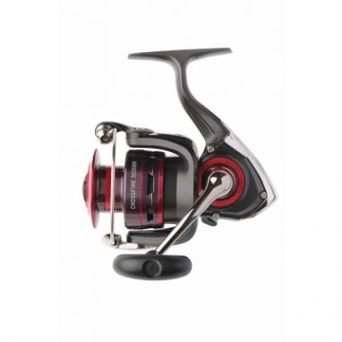 Daiwa Match - 20 Crossfire Black Red