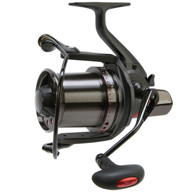 Daiwa - DCR2 Basia Custom Reel - Black Body Twilight/Red Spool