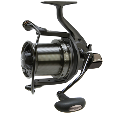 Daiwa - DCR3 Basia Custom Reel - Black Body Twilight Spool