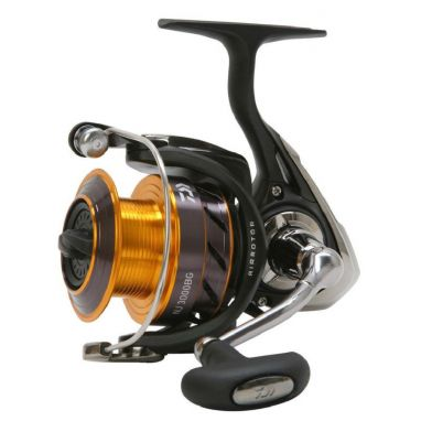 Daiwa Match - 20 Ninja Black Gold Reel