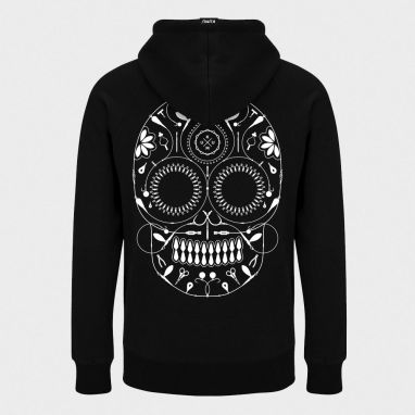 KUMU - Hoody Death Rig Black