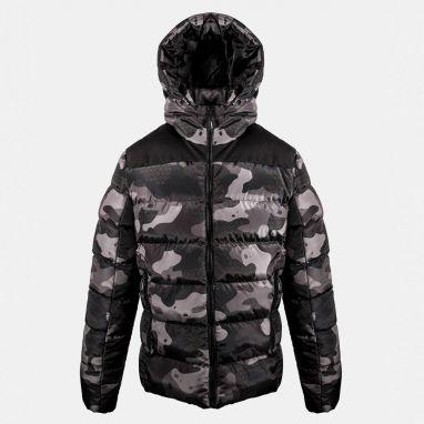 Kumu - Deception Puffa Jacket Greyscale