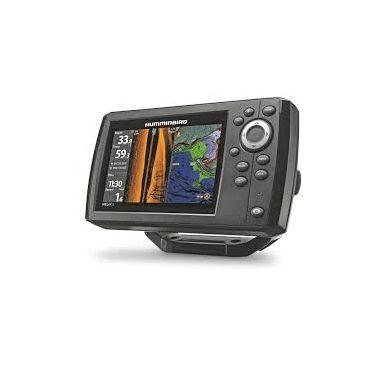 Humminbird - Helix 5 Chirp SI GPS G2 Fishfinder