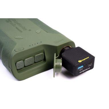 Ridgemonkey - Vault C-Smart Powerpack 77850mAh Wireless - Green