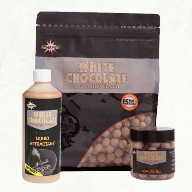 Dynamite Baits - White Chocolate and Coconut Shelf Life Boilies