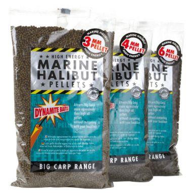 Dynamite Baits - Marine Halibut Pellets 900g
