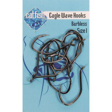 Catfish Pro - Eagle Wave Barbless