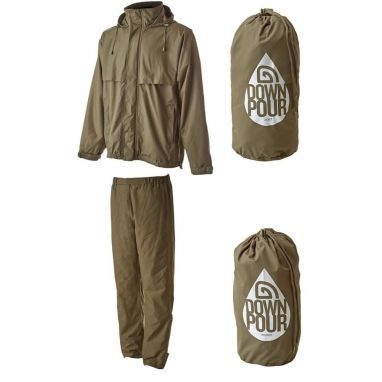Trakker - Downpour + Jacket & Trousers Combo Set