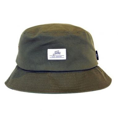 Fortis - Bucket Hat Green