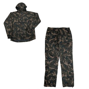 Fox - Chunk Lightweight Camo RS 10K Jacket And Trousers