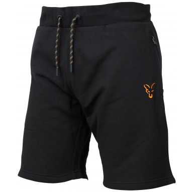 Fox - Collection Black And Orange Lightweight Shorts
