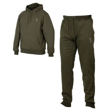 Fox - Collection Green Silver Hoody And Jogger