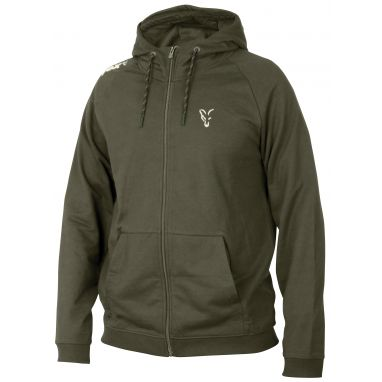 Fox - Collection Green Silver Lightweight Hoody