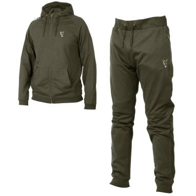 Fox - Collection Green Silver LW Hoody And Jogger