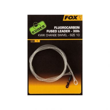 Fox - Fluorocarbon Fused Leader