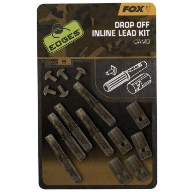 Fox - Edges Camo Inline Lead Drop Off Kits