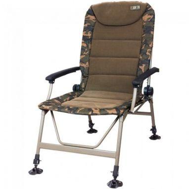 Fox - R3 Camo Recliner High Arm Chair