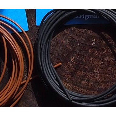 Rig Marole - Free Fall Rig Tubing 1m
