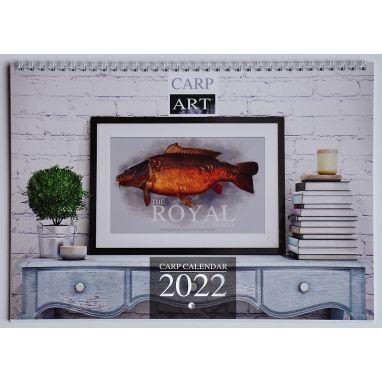 Carp Art - 2022 Carp Calendar