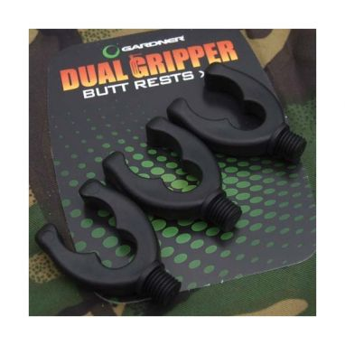 Gardner - Dual Gripper Butt Rest 3 Pack