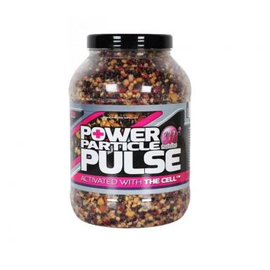 Mainline - Power Plus Particles The Pulse with Added Cell
