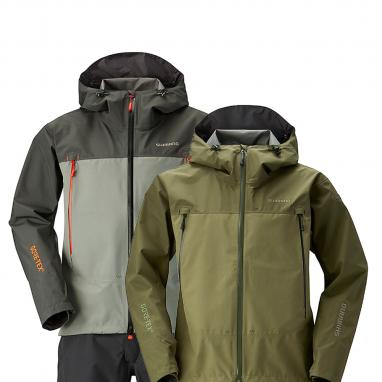 Shimano - GORE-TEX Black Basic Jacket