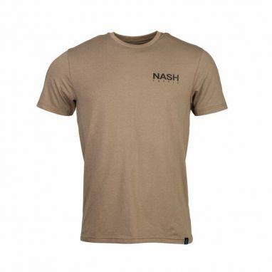 Nash - Elasta-Breathe T-Shirt Green