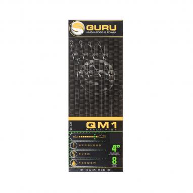 "Guru - QM1 Standard Hair 4"""