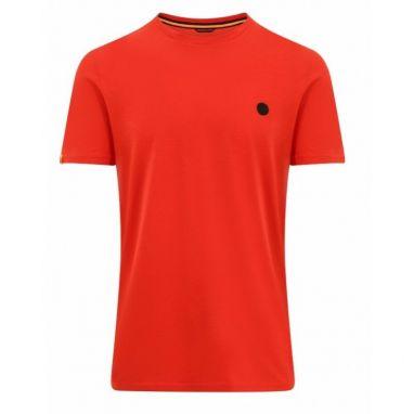 Guru - Semi Logo Tee Red
