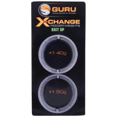 Guru - X-Change Bait Up Feeder Heavy Spare Weight Pack