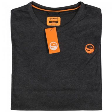 Guru - Brush Charcoal T Shirt