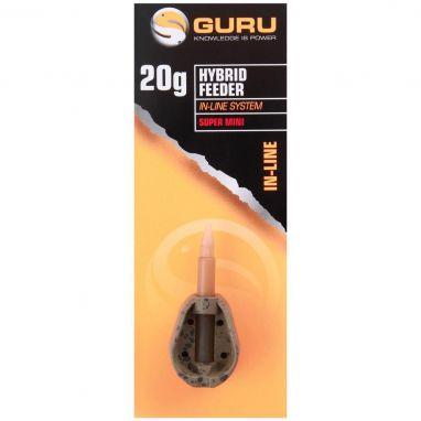 Guru - Mini Hybrid Inline Feeder 18g