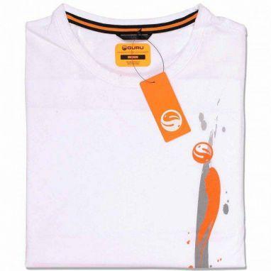 Guru - Offset White Logo T Shirt