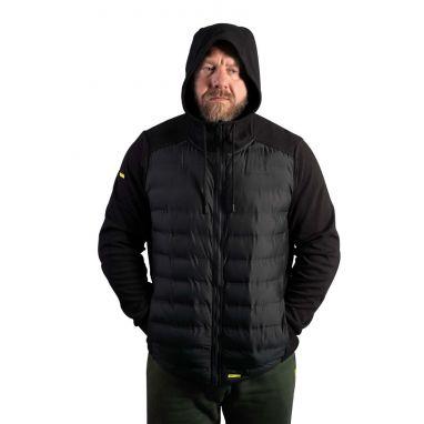 Ridgemonkey - APEarel Heavyweight Zip Jacket Black