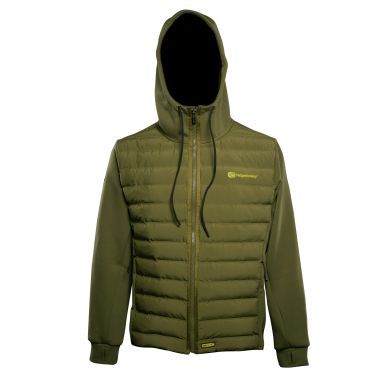 Ridgemonkey - Heavy Weight Zip Jacket Green