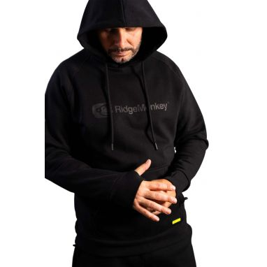 Ridgemonkey - APEarel Heavyweight Hoody Black