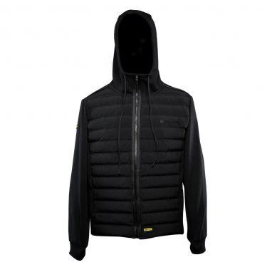 Ridgemonkey - Heavy Weight Zip Jacket Black