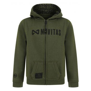Navitas - CORE Kids Zip Hoody