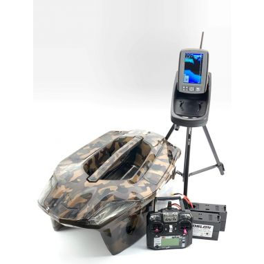 Toslon - Custom X Boat With TF740 Package Fox Camolite